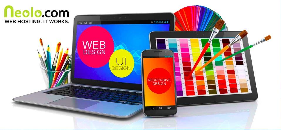 diseño web neolo