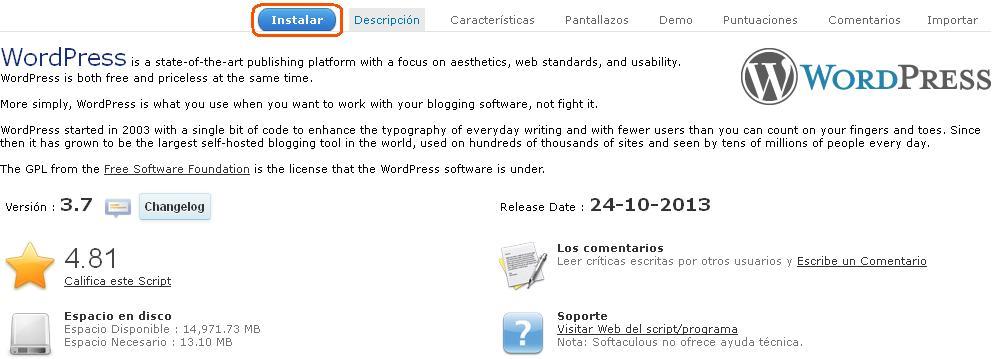 Comment installer Wordpress en local sur son PC