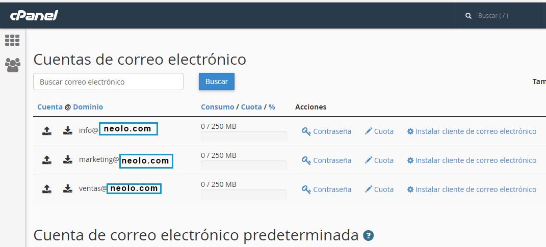 Cómo crear un correo electrónico con dominio propio? - Neolo Blog