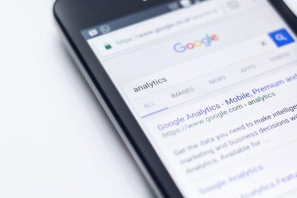 Optimización Google