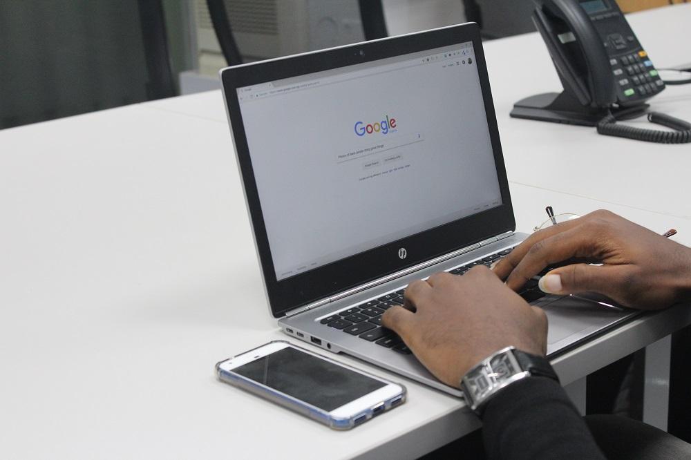 Posicionar sitio web en Google