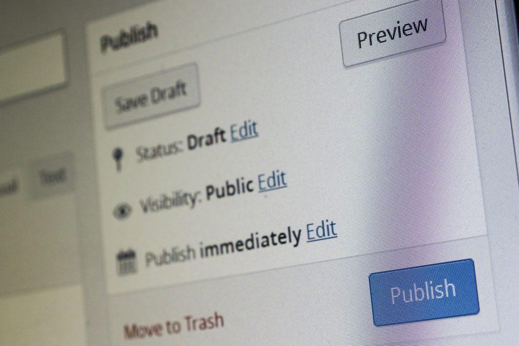 ¿Para qué sirve la barra lateral de WordPress