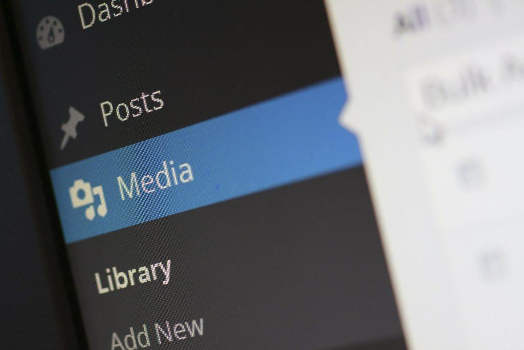Crear y editar contenidos en WordPress
