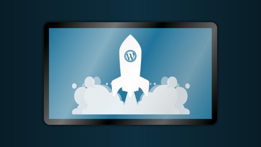 hosting web de wordpress